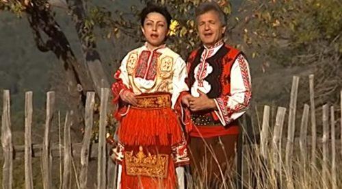 Кирил Костов и Галя Ангелова - Три години яз те чекам