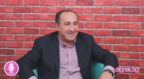 Илиян Михов