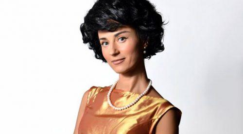 Деси Добрева като Мими Николова