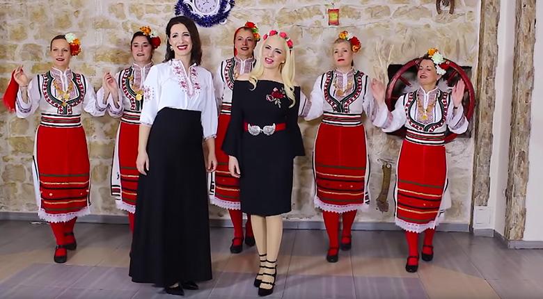 Екстра Нина и Росица Делева - Ивановден е