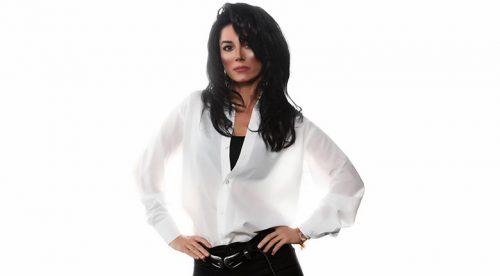 Деси Добрева като Janet Jackson