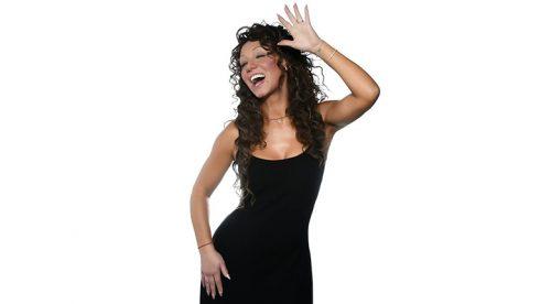 Мария Илиева като Mariah Carey