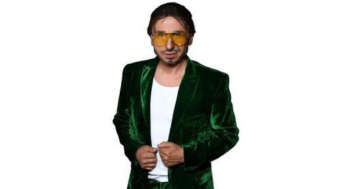 Милко Калайджиев като Papi Hans