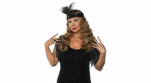 Петя Буюклиева като Fergie