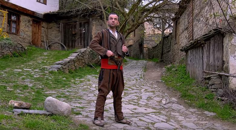Стоян Петков - В горите на Македония