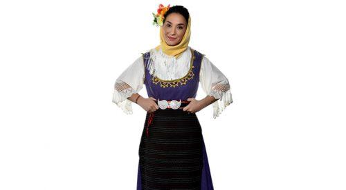 Мария Илиева като Верка Сидерова