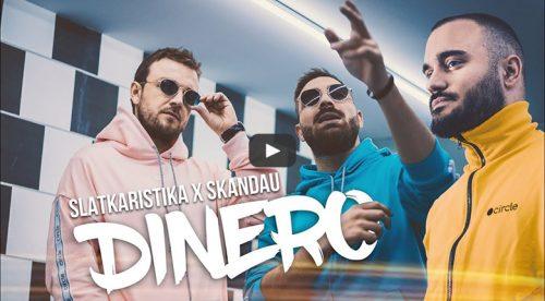 Slatkaristika х СкандаУ - Dinero