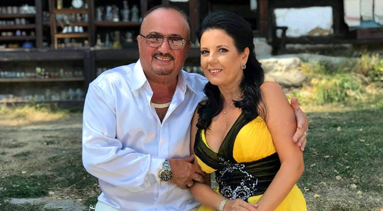 Атанас Стоев - Канара и Надя празнуват любовта си